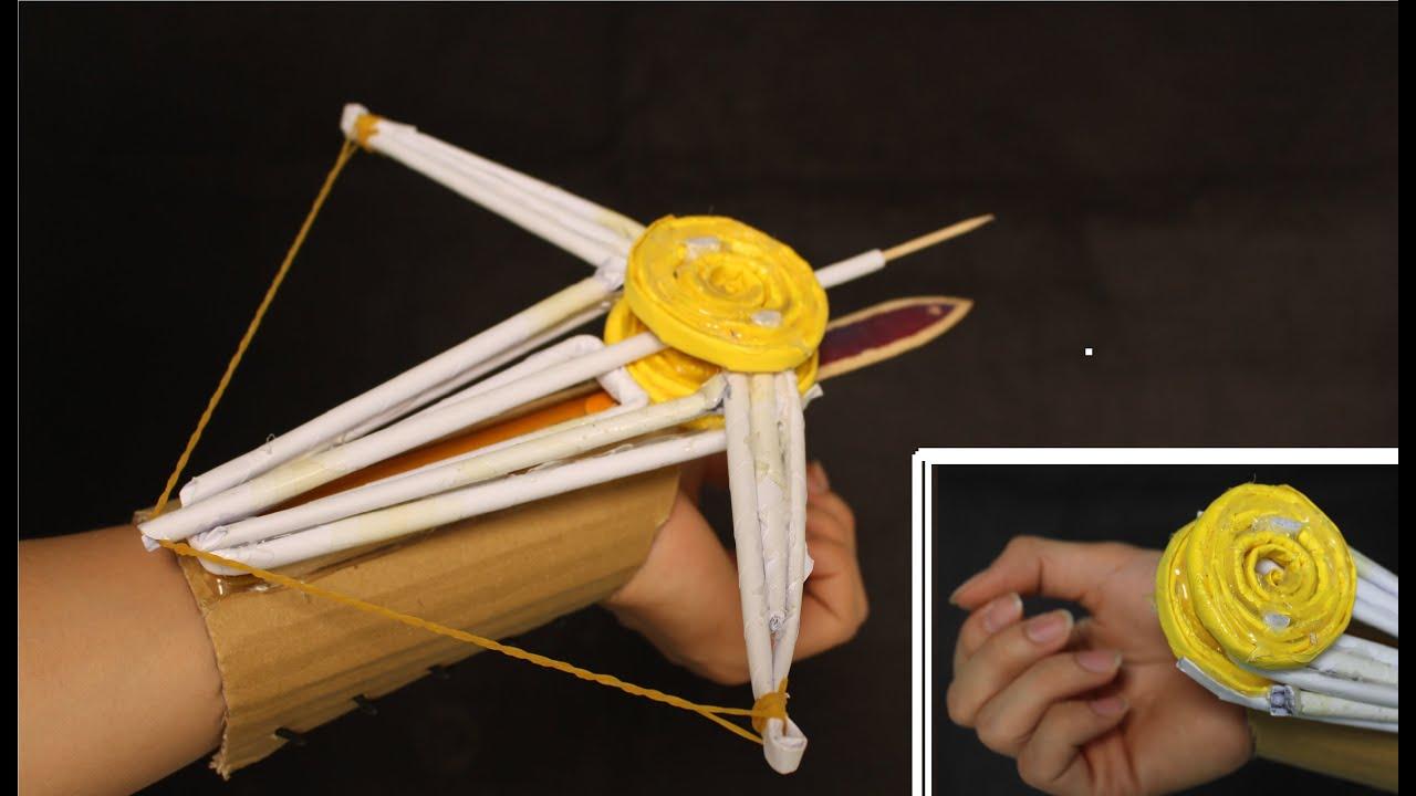 Как из бумаги сделать дубинку из