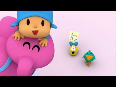 The Pocoyo Games !!! (Full Episode)