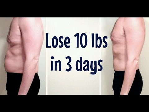 HOW TO LOSE 10 POUNDS IN 3 DAYS   Military Diet. Does It Really Work? *NEW*