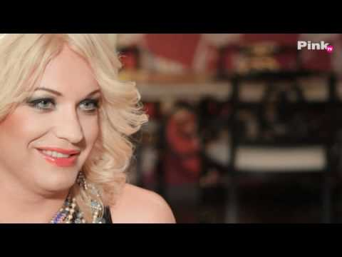 Травести дива Монро: видео интервью для «PINK»