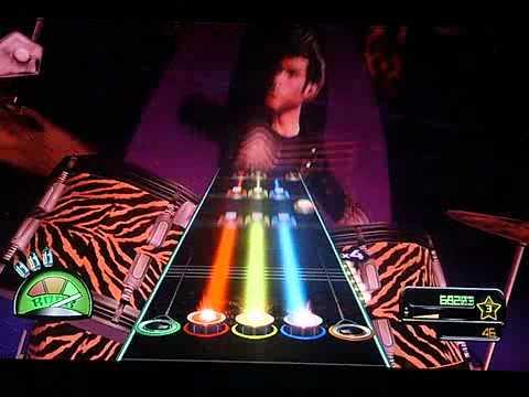 guitar hero Van Halen/ I want it all 96% expert