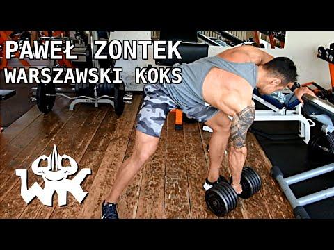 Trening Ekipą + Paweł Zontek - Żelastwo, Gluten, Nerwica / Warszawski Koks