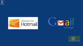 Linking a Hotmail Account to a Gmail Account