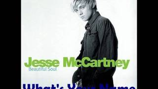 Watch Jesse McCartney Whats Your Name video