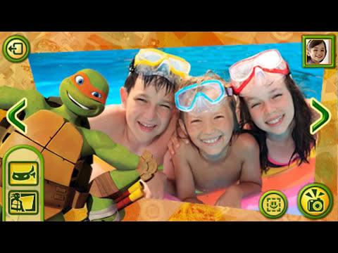 Teenage Mutant Ninja Turtles - Storio 2 Lernspiel Produktclip von VTech
