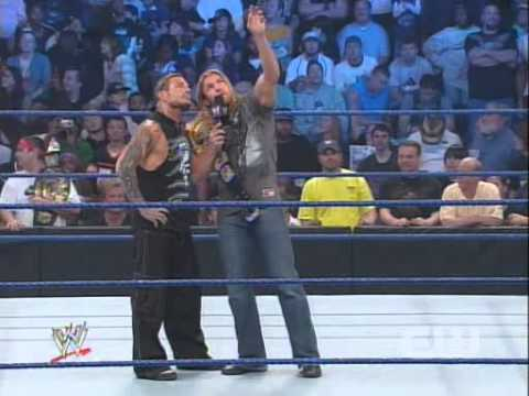 Jeff Hardy Interrupts Triple H video