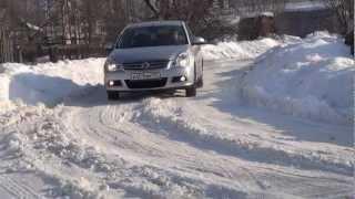 Nissan Almera - премьерный тест-драйв