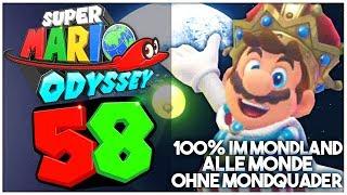 Super Mario Odyssey Part 68 100 Im Pilz Königreich Alle Monde