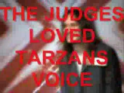 X Factor Ben Aka. Tarzan
