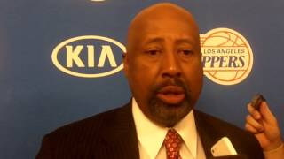 Mike Woodson fills in after Doc Rivers