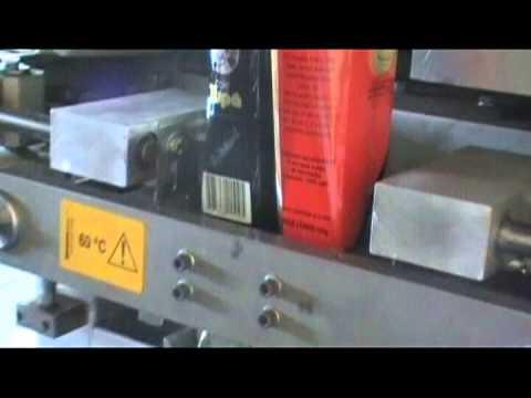 Empacotadeira Automática p/ café a vácuo - ABIS Machines