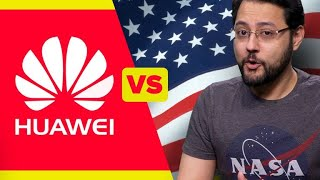 Huawei's problems with the US (Alphabet City)