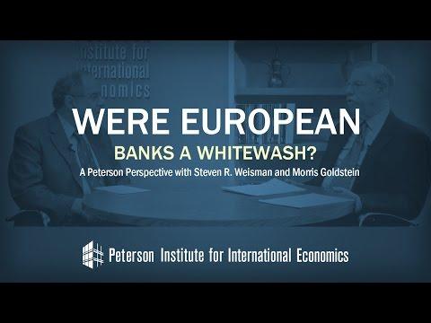 Were European Bank Stress Tests a Whitewash?