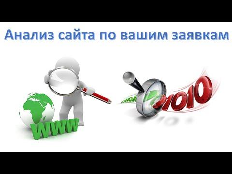 Анализ сайта. Ошибки, SEO, юзабилити. Сайт металлопродукции