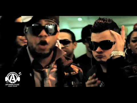 R-1 La Esencia ft Jowell y Randy - El Cuero VIDEO OFICIAL