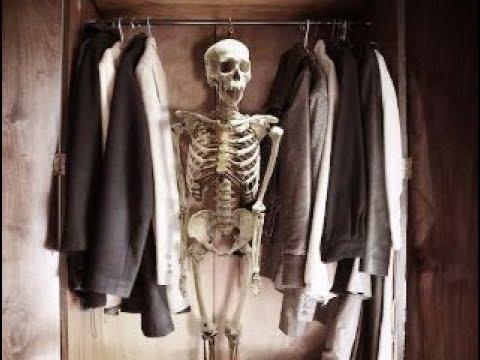 Esqueletos no Armário: o que a Vida Encerrou e Você Insiste em Manter