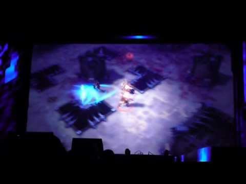 BlizzCon 2010 : Présentation des arènes