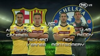 #FIFA15Celebrate | Central Coast Mariners Fox Sports Sunday Shootout Challenge