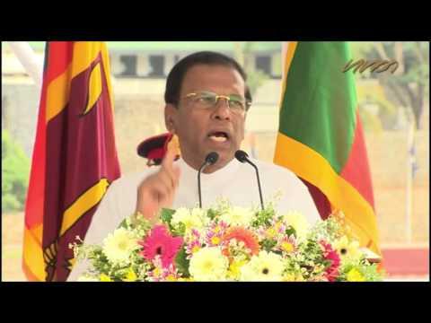 Sri Lanka president pledges to safeguard honour of military