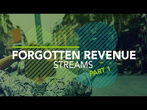 Forgotten Revenue Streams Part I: Music Biz 101