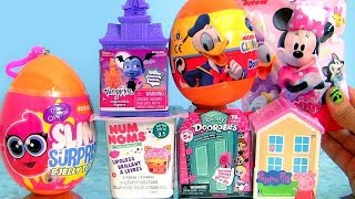 SURPRISE Vampirina Monster House Squishies Toys Slime Jelly Surprise