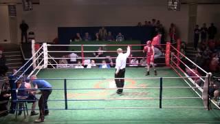 video Boys 11 National Boxing Championships 2015 at the National Stadium, Dublin.