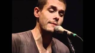 Watch John Mayer Taking On Water video