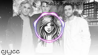 Download Lagu The Middle - Zedd ft. Maren Morris, Grey (Bass Boosted) Gratis STAFABAND
