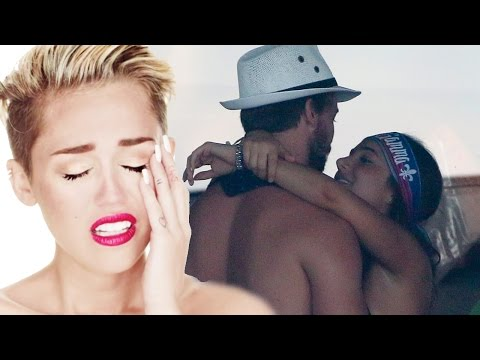 Miley Cyrus Caught Patrick Schwarzenegger Cheating
