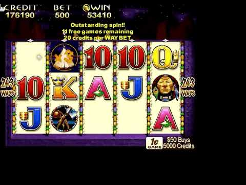 Pokies indian dreaming sensational win