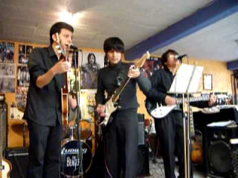Los Zapatos Eléctricos (méxico) - Anna (the Beatles Cover) video