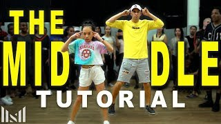"Download Lagu ""THE MIDDLE"" - ZEDD Dance Tutorial | Matt Steffanina Choreography Gratis STAFABAND"