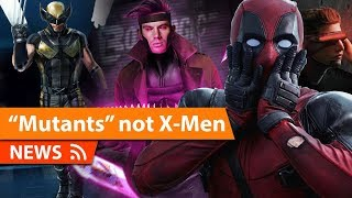 Kevin Feige calls them Mutants not X-Men & People are Worried