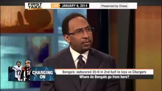 Best of Stephen A. Smith's Marvin Lewis Rants
