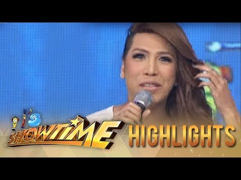 Vice Ganda, Na-possess Of Solenn Heussaff video