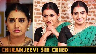 Ajith sir, எனக்கு அண்ணா மாதிரி தான் Feel ஆனாரு... | Actress Sujitha Interview Pandian Stores Serial