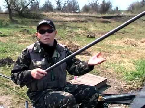 О рыбалке всерьез. Ловля карпа на пруду штекером-2