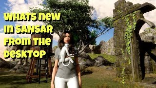 Whats new today in Sansar for us