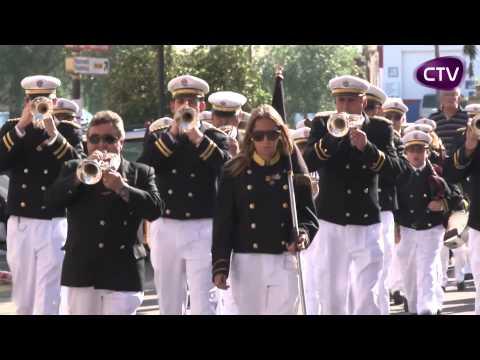 CULLERA CELEBRA EL II FESTIVAL DE BANDES DE CORNETES I TAMBORS