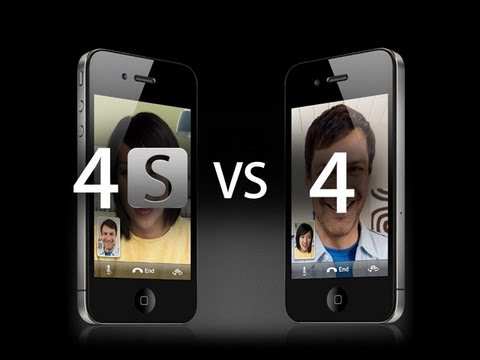 iPhone 4S Vs iPhone 4 [REVIEW]