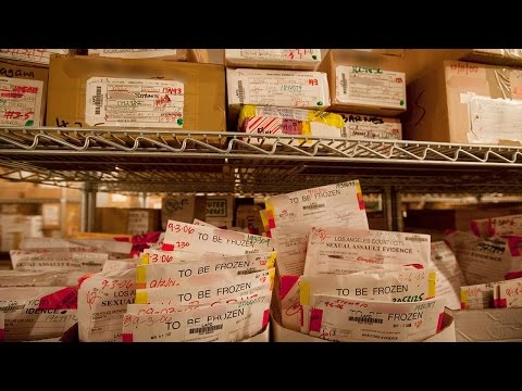 Thousands Of Decades Old Rape Kits Finally Tested In Houston video