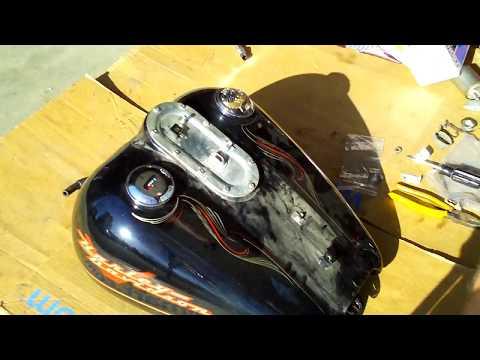 Harley Davidson Heritage Have A Fuel Filter