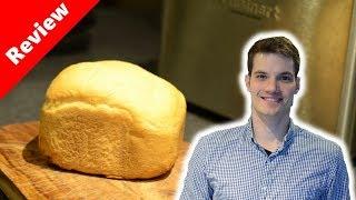 Cuisinart CBK-200 Convection Bread Maker - Review