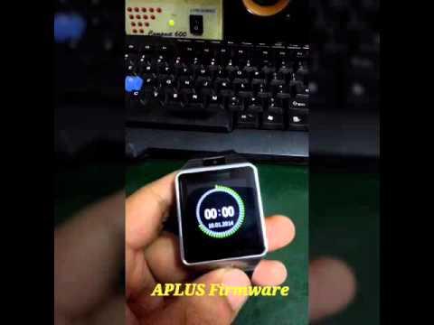 DZ09 Smartwatch Firmware