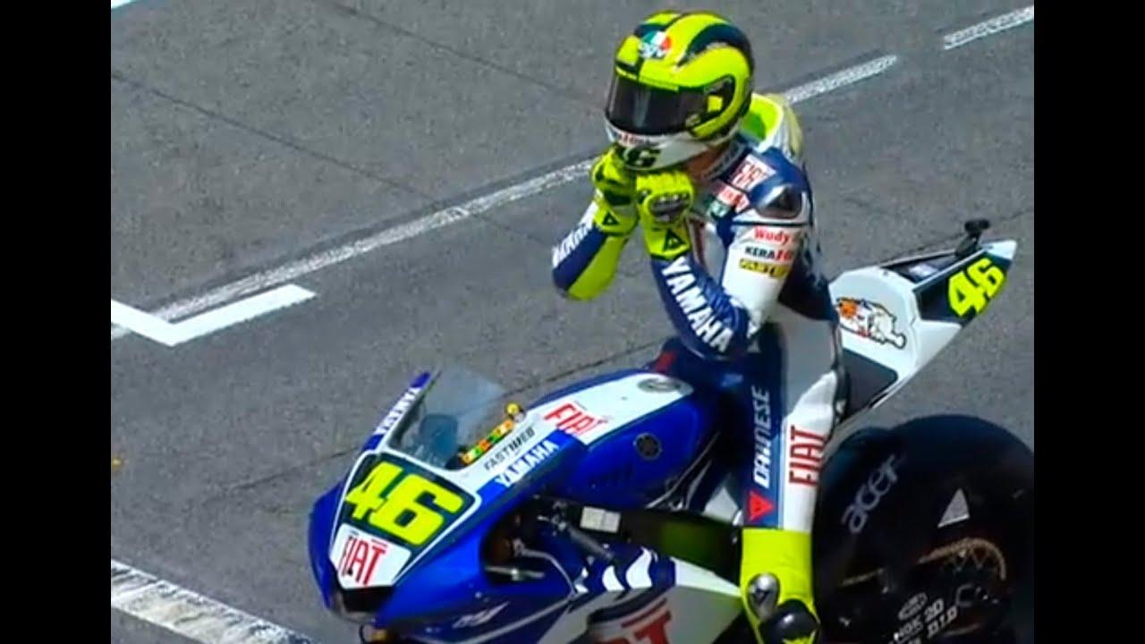 MotoGP™ Classics - Barcelona-Catalunya 2007 - YouTube