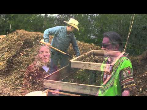 Easy Compost Sifter Developed By Neighborhood Sustainability Center In Kyle Texas