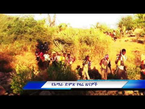 Voice Of Amhara Daily Ethiopian News March 16, 2017