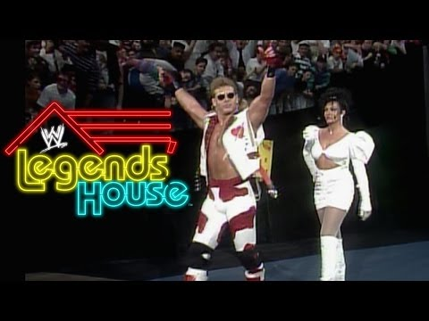 Shawn Michaels' Entrance Theme Has Roots In The Legend's House: Wwe Legends' House Exclusive video