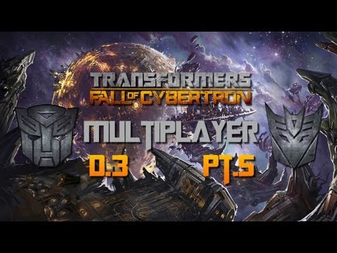 Transformers: Fall of Cybertron - Multiplayer (Дубль 3) pt5 (final)