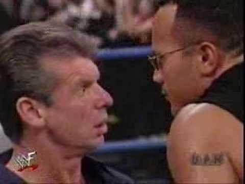 McMahon kisses Rikishi s  Rikishi Stinkface Vince Mcmahon